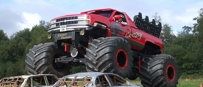 Grizzly - Monster Truck
